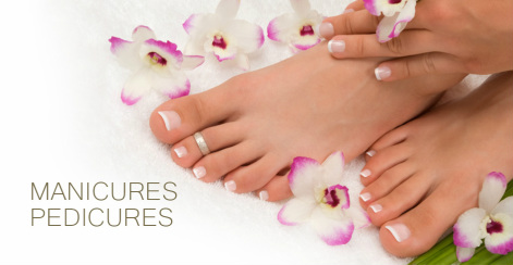 Spa Deluxe Pedicure